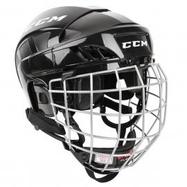Hokejska čelada z mrežo CCM FitLite 40
