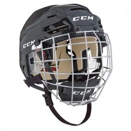 Hokejska čelada z mrežo CCM R110 COMBO