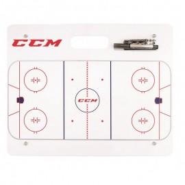 Hokejska tabla za trenerja CCM 51cm x 41cm