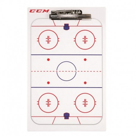 Hokejska tabla za trenerja CCM 41cm x 25cm