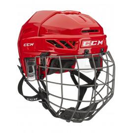 Hokejska čelada z mrežo CCM FitLite 90