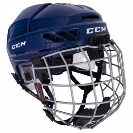 Otroška Hokejska čelada z mrežo CCM FitLite 3DS Junior