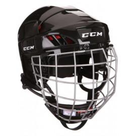 Hokejska čelada z mrežo CCM FitLite 50