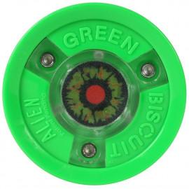 Plošček za trening Green Biscuit Alien