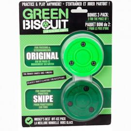 Plošček za trening Green Biscuit Combo Pack