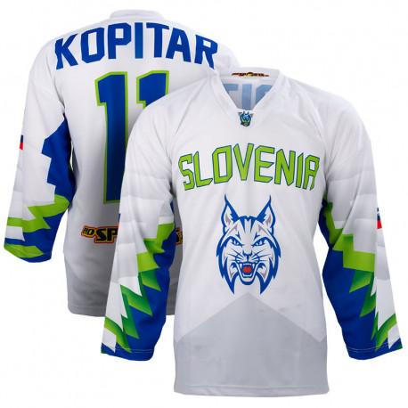 Navijaški dres hokejske reprezentance Slovenije - BEL