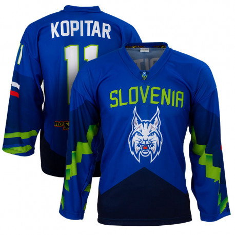 Navijaški dres hokejske reprezentance Slovenije - MODER