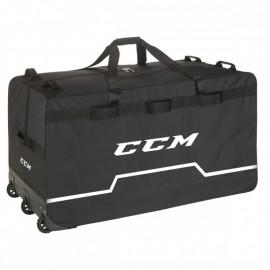 Torba za vratarja s kolesi CCM Pro Bag 44'' Wheel