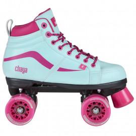 Kotalke POWERSLIDE Chaya Vintage Rollerskates Glide Turquise
