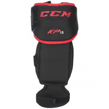 Hokejski ščitniki za kolena za vratarja CCM 1.5 JR