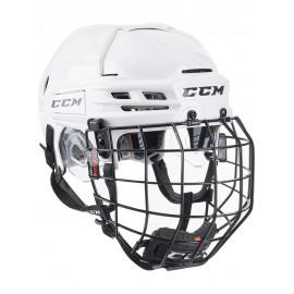 Hokejska čelada z mrežo CCM Tacks 910