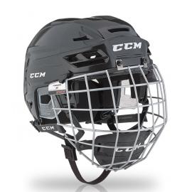 Hokejska čelada z mrežo CCM R100 COMBO
