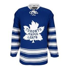 Hokejski dres REEBOK 2014 Winter Classic Jersey Toronto SR